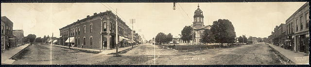 Winterset, Madison, Iowa, 1907