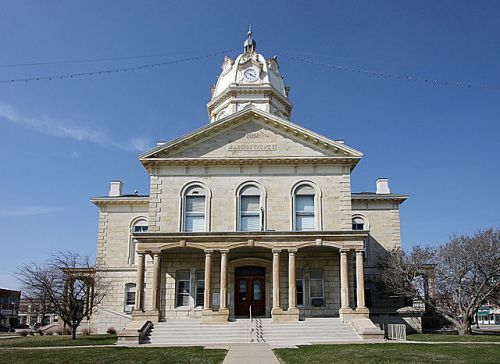 Madison County, Iowa, Courthouse.