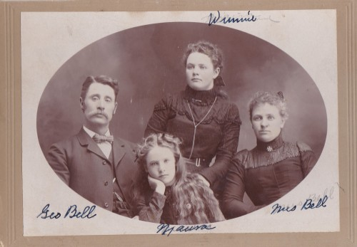 George Bell Family