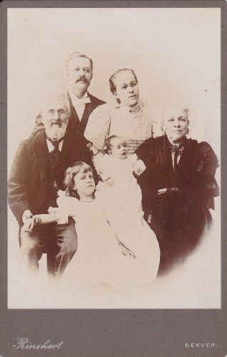 Chamberlain Family
