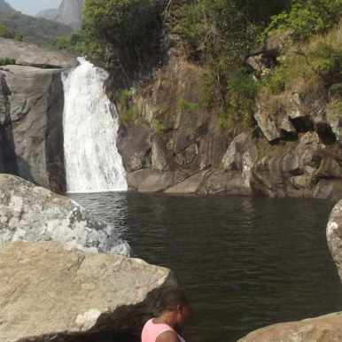 Oris Malijani_Dziwe la Nkhalamba sacred pool and waterfall within Mulanje Mountain Cultural Landscape