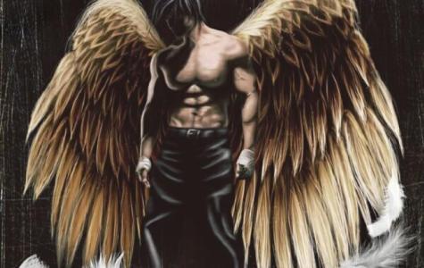 Guardian Angel ( 2 Black haired hottie)