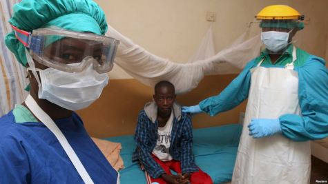 Deadly Disease Spreading in Nigeria