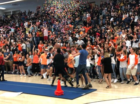Fall Pep Rally