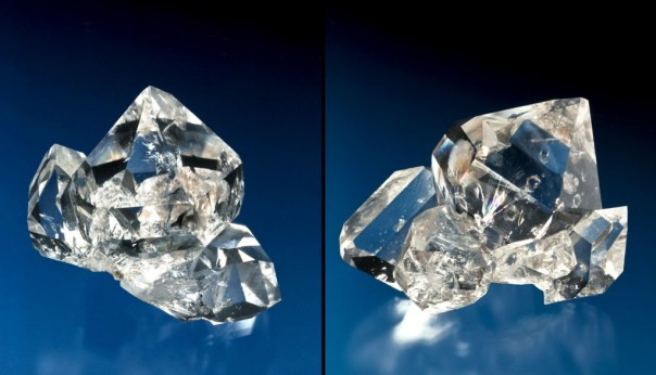 What type of Quartz is considered as a diamond
