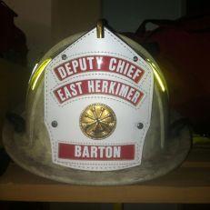 East Herkimer Fire Department Douglas Barton