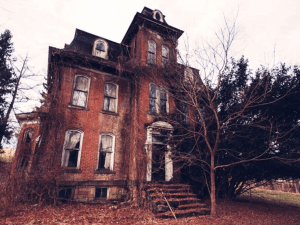 Mohawk Valley Property Haunted by Murder?