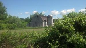 Herkimer College Barn