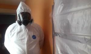 gas attack mitigation