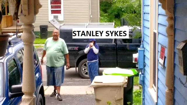 Herkimer gang head Stanley Sykes