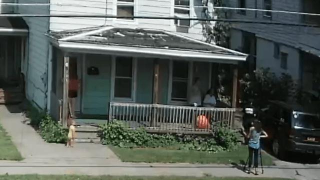 Angie Pavlovsky confronts gang