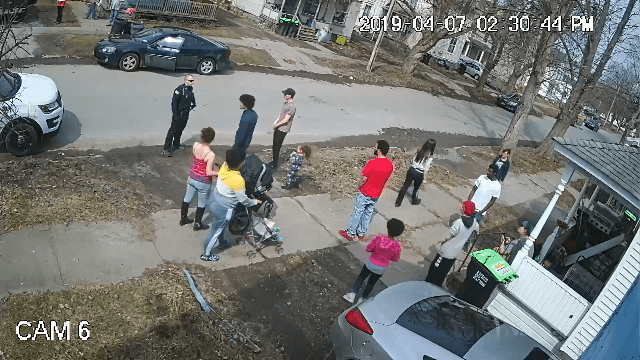 Police interrupt start of Herkimer's Spring Gang Swarming
