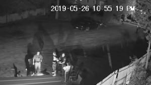 Sykes Gang Swarms - Police Respond