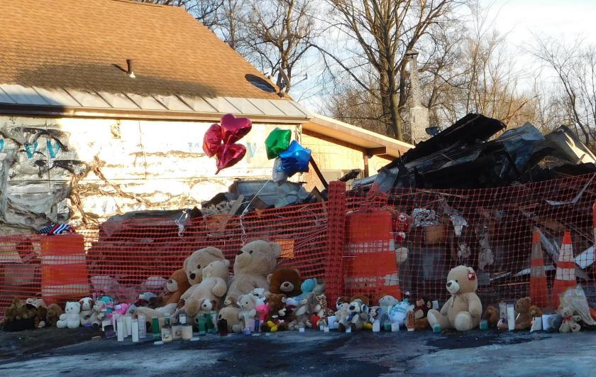 3 children killed in Herkimer fire