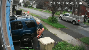 Herkimer homeowner blasted by poison spraying truck
