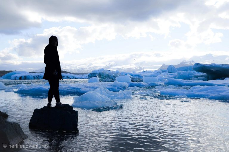 Jökulsárlón Glacier Lagoon is a must visit destination on your trip to Iceland. Boat tours are available on the lagoon to take you further into the glacier water.