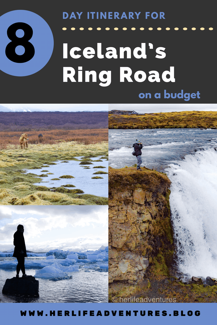 Week Itinerary Iceland Ring Road Budget