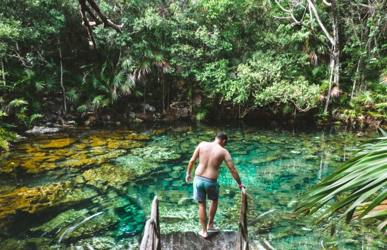 Mexico hidden gem with secret cent | herlifeadventures.blog | #mexico #mexicotravel #mexicopacking #wheretostay #hiddengem #mexicovacation #travelhacks #travelguide #adventuretravel #traveltips #northamerica #airbnb #traveldestinations #travelexperience #bestbeach #cenote #beautifulplaces #adventure #explore