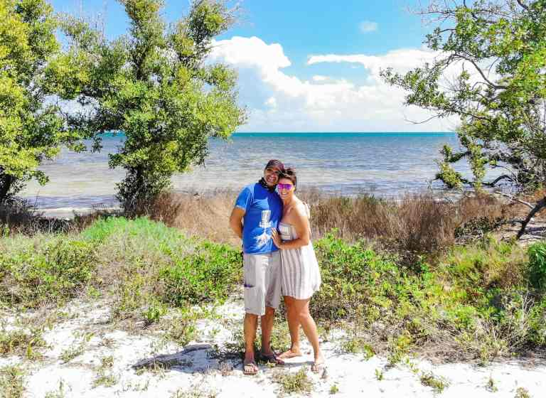 Curry Hammock State Park in Florida #traveltips #usdestinations #travelhacks #travelguide #adventuretravel #roadtrip #nationalpark #nationalparkroadtrip #travelpacking