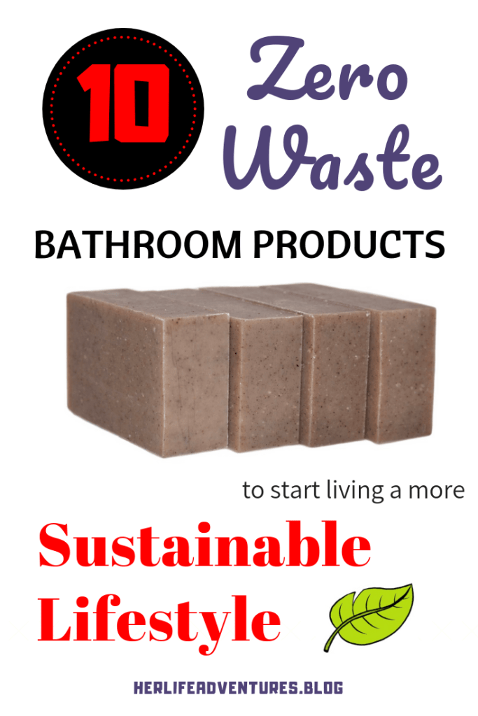 Zero Waste Bathroom Products