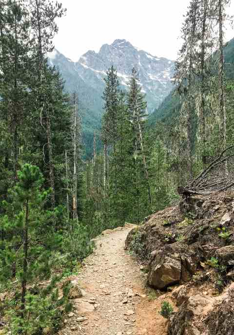 North Cascades Hiking and Camping ultimate guide. | HerLifeAventures.Blog | #traveldestinations #northcascadeshighway #northamericatravel #hiking #camping #usdestinations #travelhacks #travelguide #adventuretravel #roadtrip #nationalpark #nationalparkroadtrip #northcascades #washington