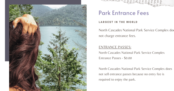 If you're looking for more information on the park like where to stay - learn everything you need to know in my Perfect Weekend Guide to North Cascades National Park.
