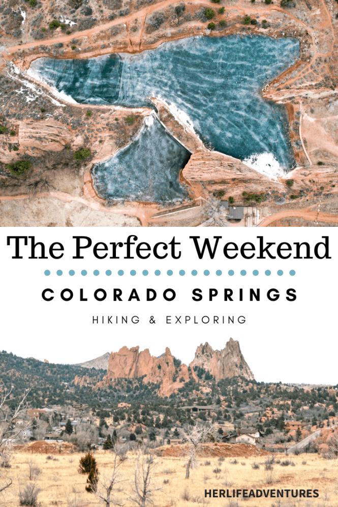 The Perfect Weekend in Colorado Springs