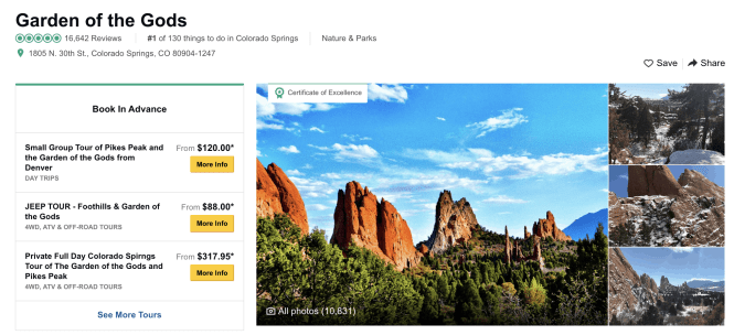 The Perfect Weekend in #Colorado Springs #weekend getaway itinerary covers where to stay, #hiking activities, hidden gems, and all the best stops for your #vacation in this beautiful #UStraveldestination