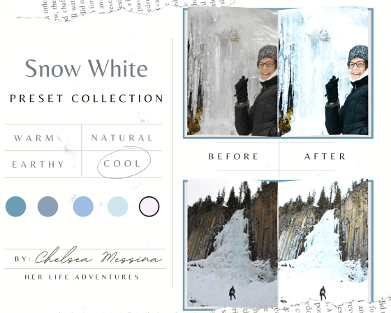Lightroom Presets Snow White Collection