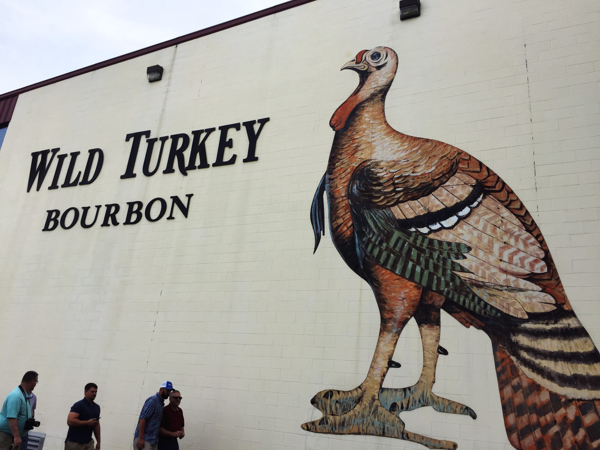 The Wild Turkey Distillery