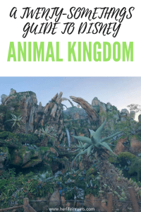 A Twenty-Somethings Guide to Walt Disney World: Animal Kingdom