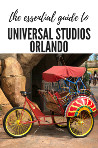 The Essential Guide to Universal Studios Orlando