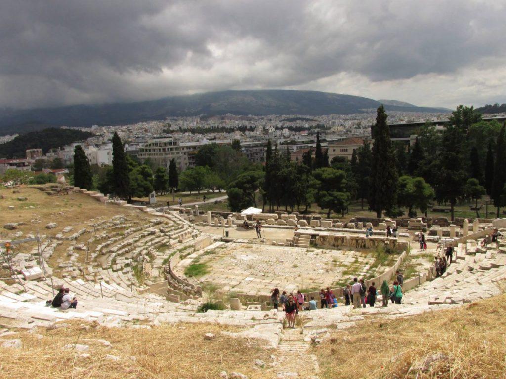 The Theatre of Dionysus Eleuthereus