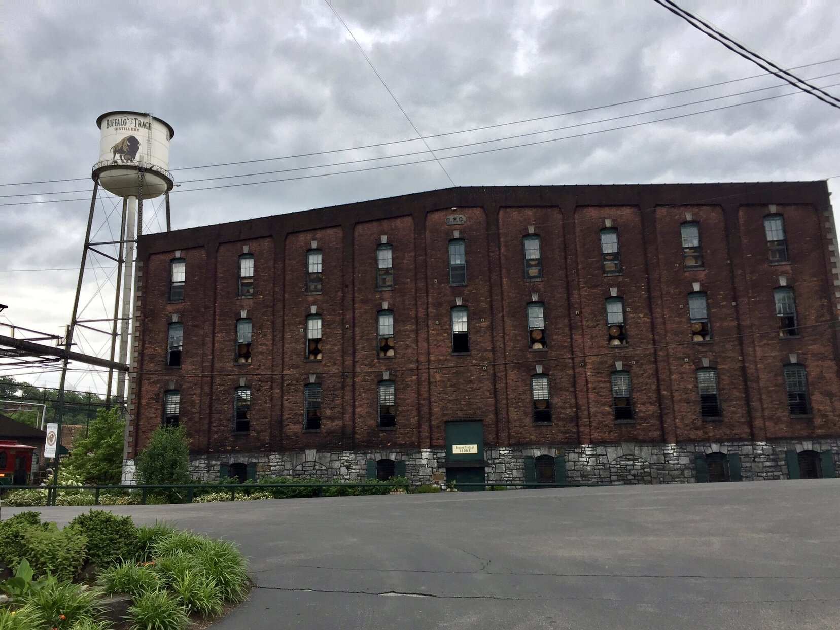 Warehouse C | The OFC Distillery: a Taste of History at Buffalo Trace | www.herlifeinruins.com