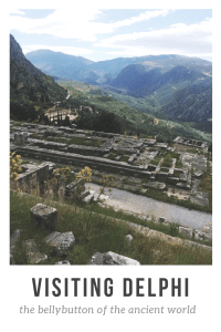 Delphi: The Bellybutton of the Ancient World   www.herlifeinruins.com