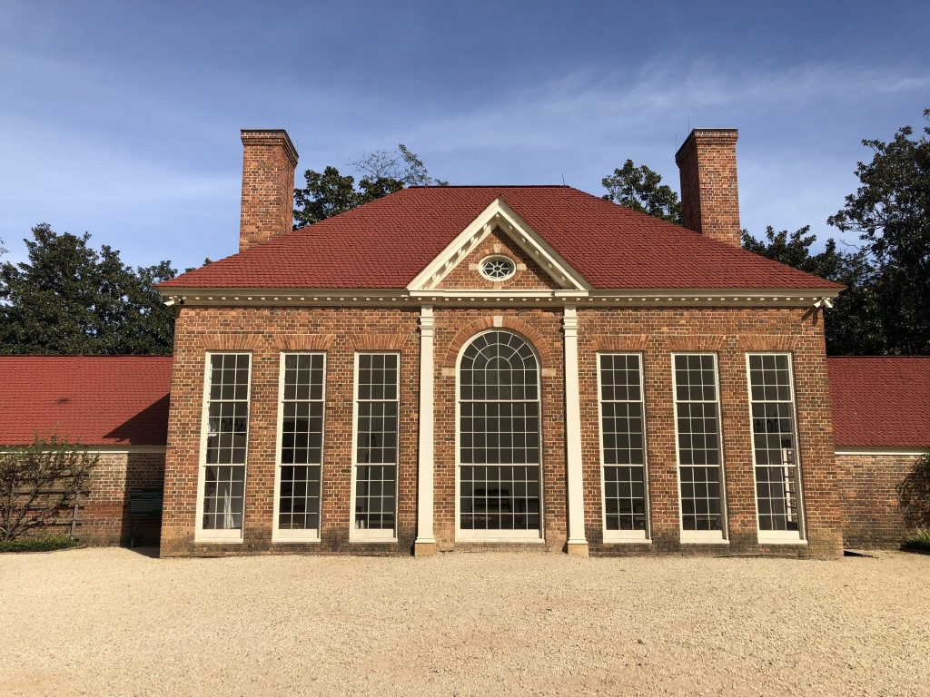 Her Life in Ruins | The Greenhouse at Mount Vernon