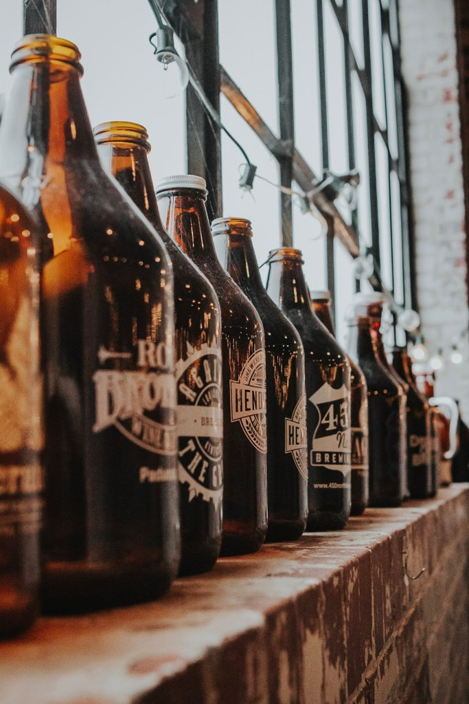 Kentucky Growlers | Dry Ground: Brewing Hops and History