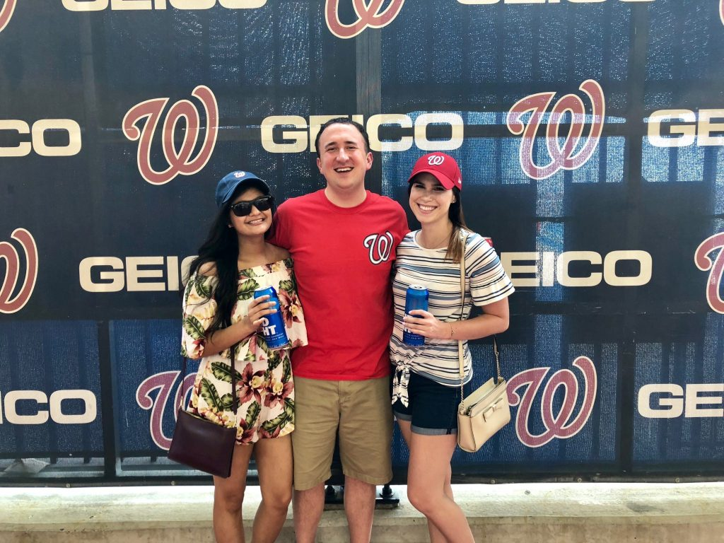 Nationals Baseball with Friends | 2018: Year in Review