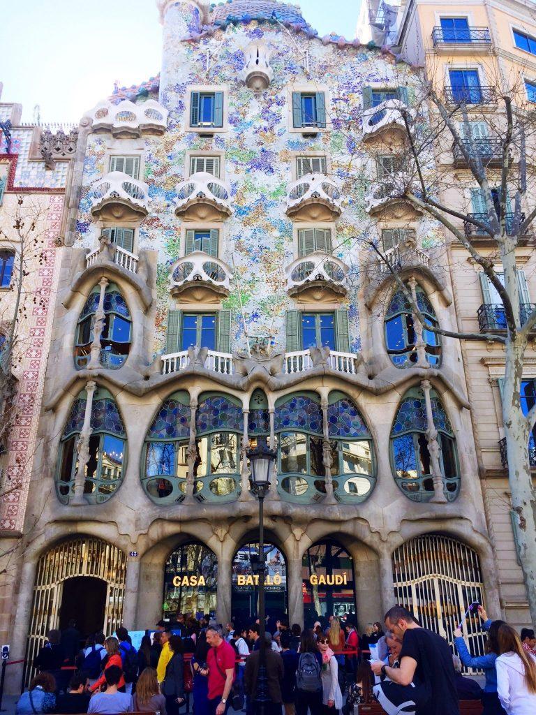 Casa Batlló   Barcelona Essentials: 7 Days the Catalan Capital   Her Life in Ruins