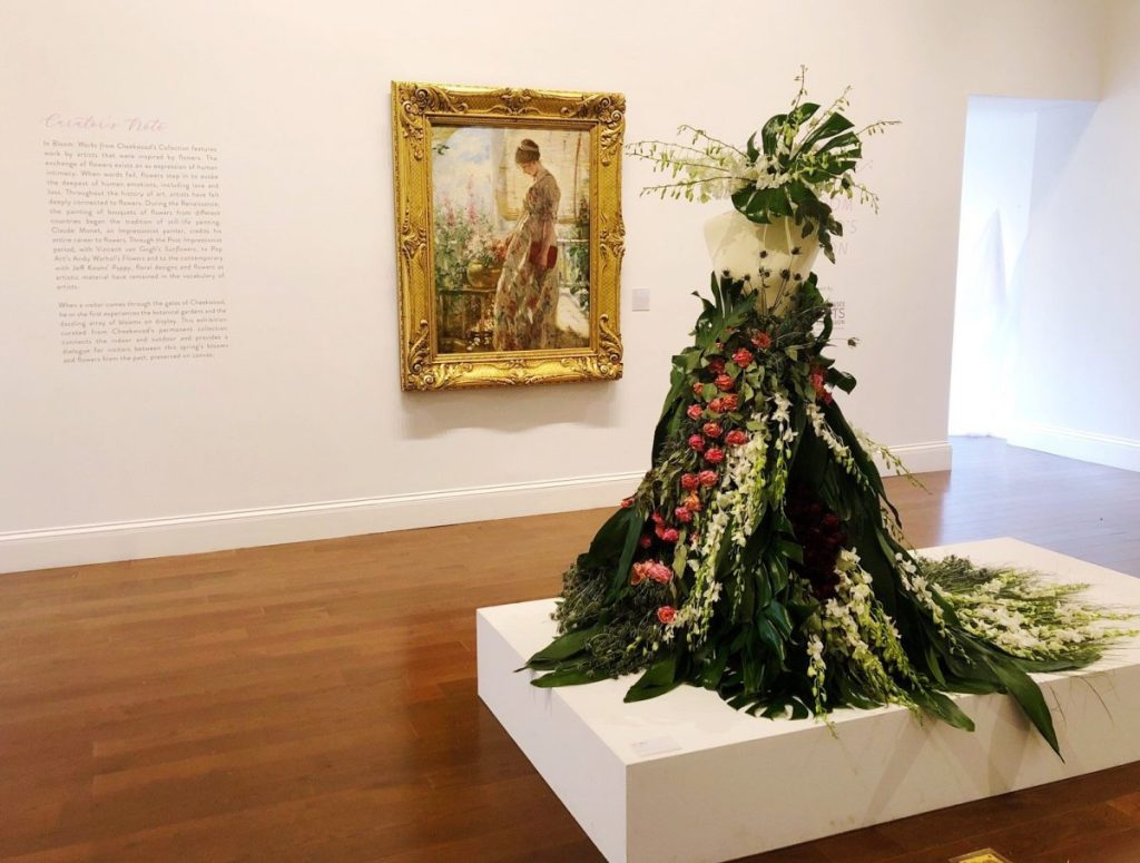 Art Alive at Cheekwood in Bloom | Her Life in Ruins