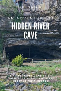 Hidden River Cave: A Unique Adventure in the Bluegrass   Her Life in Ruins