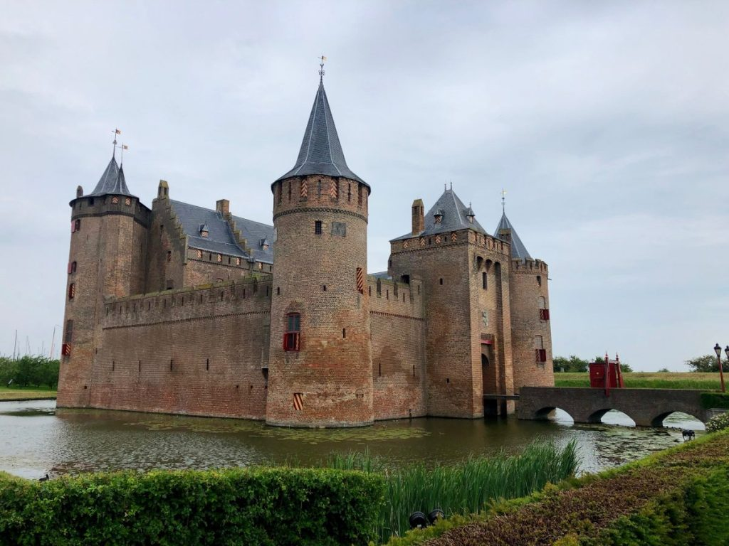 Muiderslot Castle near Amsterdam | Her Life in Ruins