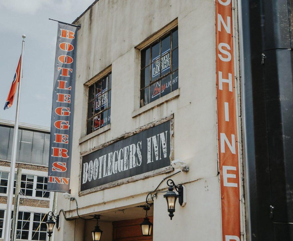 Bootlegger's Inn | The Ultimate Guide to Nashville's Lower Broadway | Her Life in Ruins