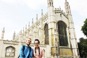 Cambridge, A Year Ago