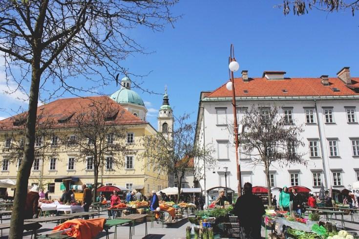 holiday destinations ljubljana