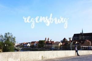 Bavaria Trip | Regensburg