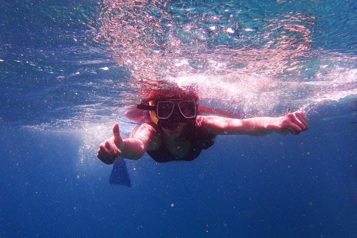 Snorkeling in Menjangan Island Bali 10