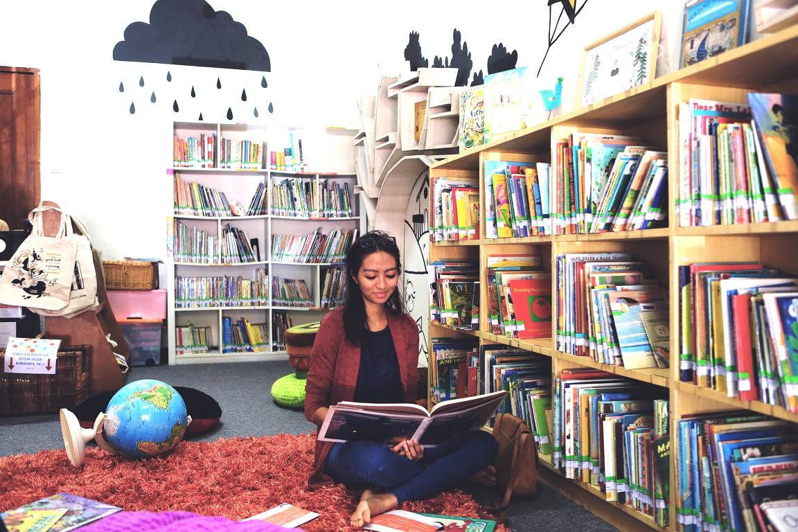 Pustakalana Children's Library