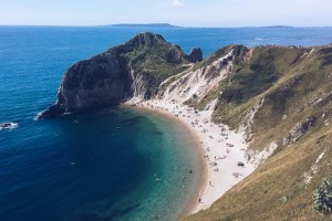 Durdle Door, the Beach That Lived Up to My Expectations