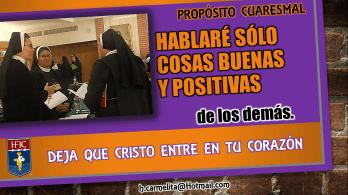 HFIC hermanas franciscanas de la inmaculada concepción cuaresma 3